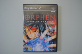 Ps2 Orphen Scion of Sorcery