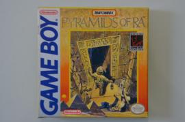 Gameboy Pyramids of Ra [Compleet]