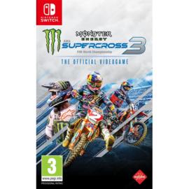 Switch Monster Energy Supercross 3 [Pre-Order]