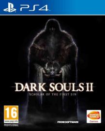 Ps4 Dark Souls II Scholar of the First Sin [Nieuw]