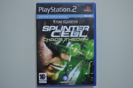 Ps2 Tom Clancy's Splintercell Chaos Theory