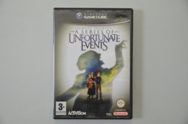 Gamecube Lemony Snicket's A Series Of Unfortunate Events