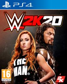 Ps4 WWE 2K20 [Nieuw]