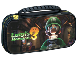 Nintendo Switch Lite Official Travel Case Luigi's Mansion 3 - Big Ben [Nieuw]