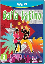 Wii U Baila Latino [Nieuw]