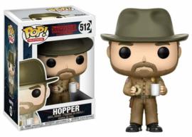 Stranger Things Funko Pop Hopper With Donut #512 [Nieuw]