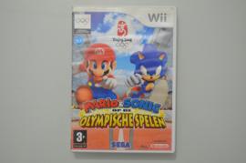 Wii Mario & Sonic op de Olympische Spelen Beijing 2008