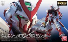 Gundam Model Kit RG 1/144 Gundam Astray Red Frame Lowe Guele's Use Mobile Suit MBF-P02 - Bandai [Nieuw]