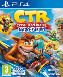 Ps4 Crash Team Racing Nitro Fueled [Nieuw]