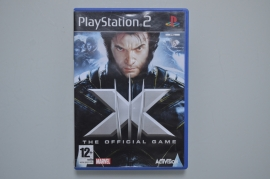 Ps2 X-Men The Official Game