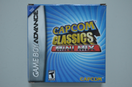 GBA Capcom Classic Mini Mix [Compleet]