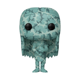 Disney The Nightmare Before Christmas Funko Pop Sally Artist's Series With Case [Pre-Order]