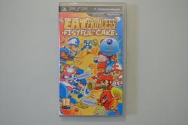 PSP Fat Princess Fistful of Cake