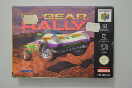 N64 Top Gear Rally [Compleet]