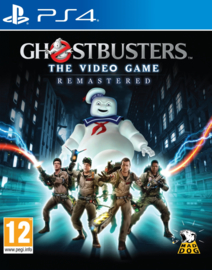 Ps4 Ghostbusters The Videogame Remastered [Pre-Order]