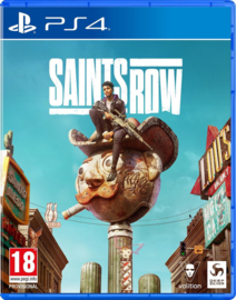 Ps4 Saints Row - Day One Edition [Pre-Order]