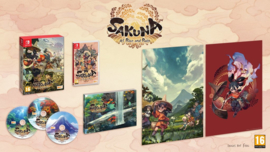 Switch Sakuna Of Rice And Ruin Golden Harvest Limited Edition [Pre-Order]