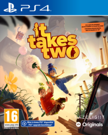Ps4 It Takes Two + PS5 Upgrade [Nieuw]