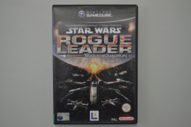 Gamecube Star Wars Rogue Leader Rogue Squadron II