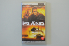 PSP UMD Movie The Island