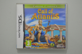 DS Call of Atlantis