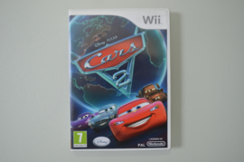 Wii Disney Pixar Cars 2