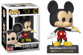Disney Archives Funko Pop - Classic Mickey #798 [Nieuw]
