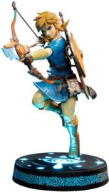 The Legend of Zelda Figure Figure The Legend of Zelda Breath of the Wild - Link 25cm PVC Statue Collectors Edition - First 4 Figures [Nieuw]