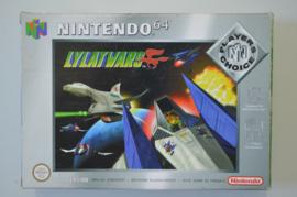 N64 Lylat Wars [Compleet]