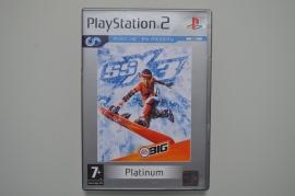 Ps2 SSX 3 (Platinum)