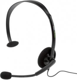 Xbox 360 Wired Headset (Black) - Microsoft