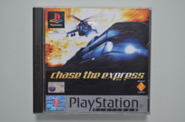 Ps1 Chase the Express (Platinum)