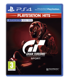 Ps4 Gran Turismo Sport (PSVR) (Playstation Hits)