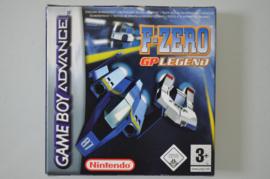 GBA F-Zero GP Legend [Compleet]