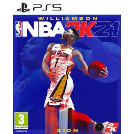 PS5 NBA 2k21 [Nieuw]
