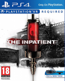Ps4 The Inpatient (PSVR) [Nieuw]
