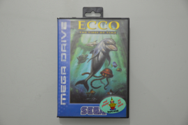 Mega Drive Ecco The Tides of Time [Compleet]