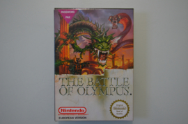 NES The Battle of Olympus [Compleet]