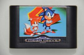 Mega Drive Sonic The Hedgehog 2