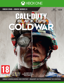 Xbox Call of Duty Black Ops Cold War (Xbox One) [Nieuw]
