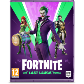Xbox Fortnite The Last Laugh (Code In A Box) [Nieuw]