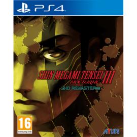 Ps4 Shin Megami Tensei 3 Nocturne HD Remaster [Pre-Order]