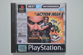 Ps1 Action Man (Best of Infrogrames)