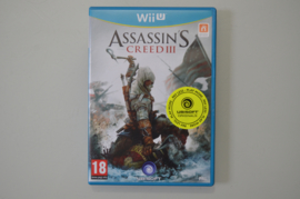 Wii U Assassins Creed III
