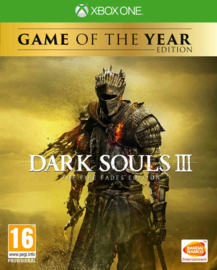 Xbox One Dark Souls III Game of the Year The Fire Fades Edition [Nieuw]