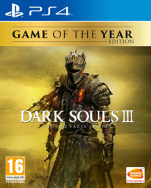 Ps4 Dark Souls III The Fire Fades Edition Game of the Year Edition [Nieuw]