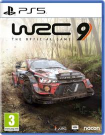 PS5 WRC 9 [Nieuw]