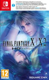 Switch Final Fantasy X / X-2 HD Remaster [Nieuw]