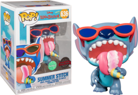 Disney Lilo & Stitch Funko Pop - Summer Stitch Scented Pop #636 [Nieuw]