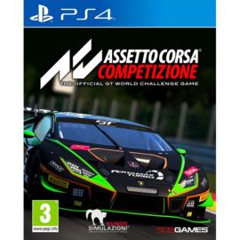 Ps4 Assetto Corsa Competizione (Pre-Order Bonus DLC) [Pre-Order]